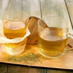 Healthy detox tea for quick slimming and weight loss