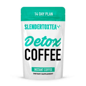 14 Day Instant Detox Coffee