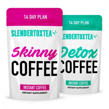 14 Day Instant Coffee Bundle (Skinny & Detox)